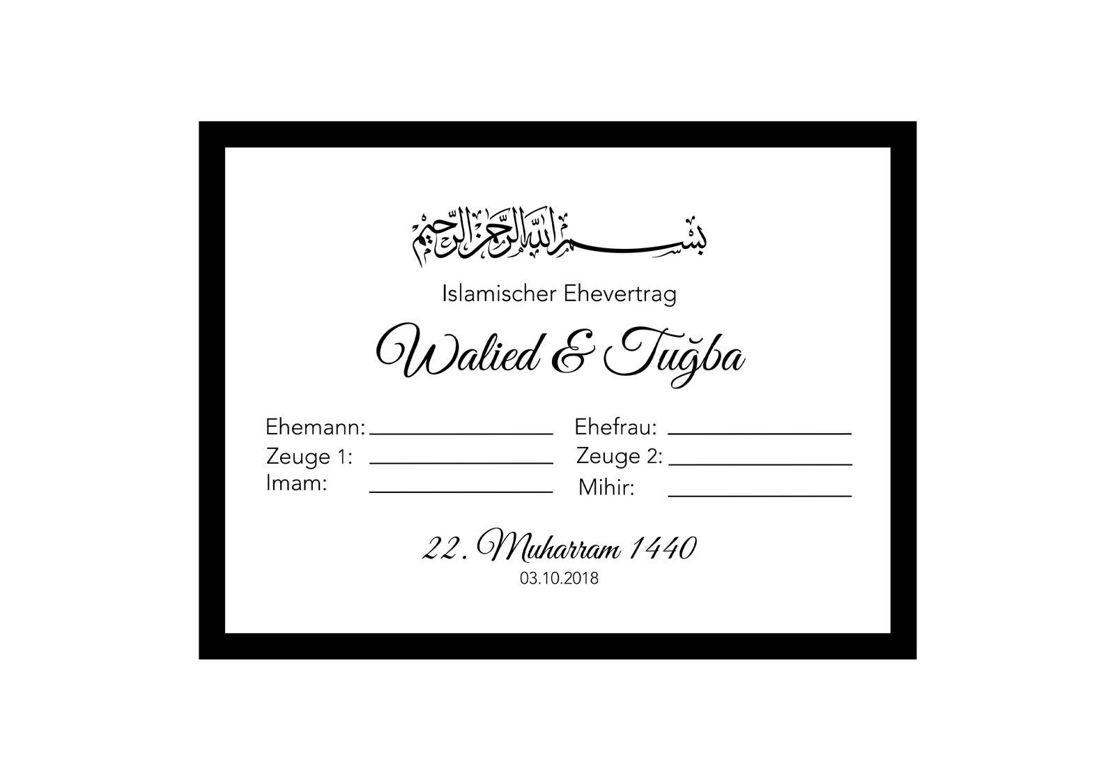Islamischer Ehevertrag_opt