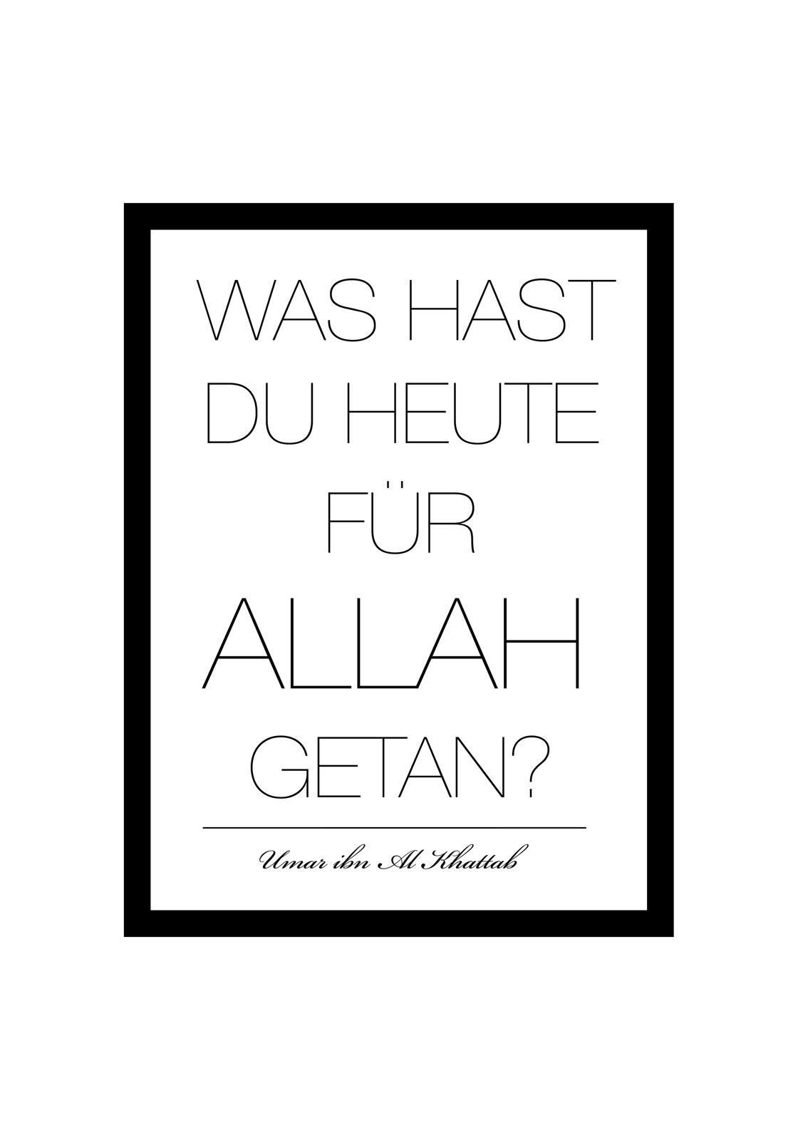 Was hast du heute für Allah getan_opt